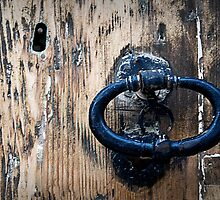 Knock Knock! by Christian  Zammit