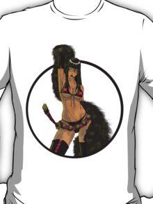 showgirl samurai T-Shirt