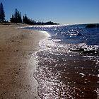 Glistening Sea by Melissa Park