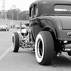 Hot Rod Deuce Coupe by Chop Shop