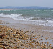 Pebbles On The Shore by Sally J Hunter