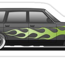 Volvo Driver Sticker