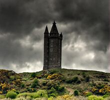 Scrabo Tower, Co. Down, Ireland by esquiresque