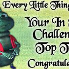 ELTYD top ten challenge  by LoneAngel