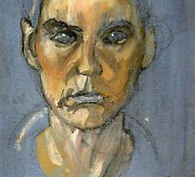 Self Portrait by Catherine Hutchinson