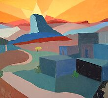 Adobe #34 by Lowell Smith