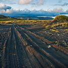 Iceland - on the West by Patrycja Makowska