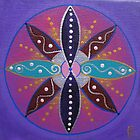 MANDALA DREAMING by artworkbymirree