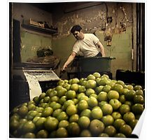 The Greengrocer #0101 Poster