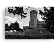 Warwick Castle Canvas Print