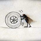 Flywheel by Susan Littlefield