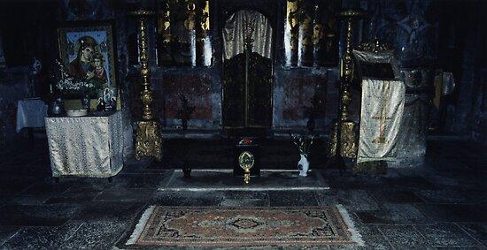 Vlad Tepes' Resting Place by v-something