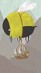 Bumble Brigade by Michael Rapa