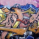 Pape Graffiti 2 by PPPhotoArt