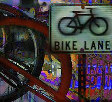 The Bike Lane by Elizabeth Bravo