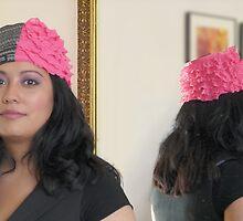 (532) Amsterdam Mexico turban by Marjolein Katsma