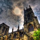 York Minster Sun by pepemczolz