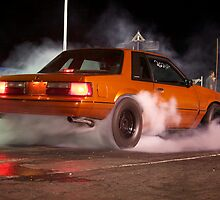 Who you callin' a 'burnout'? by calgecko