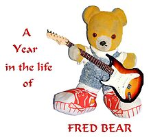 A Year in the Life of Fred Bear by missmoneypenny