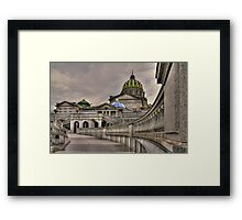 Pennsylvania State Capital Framed Print