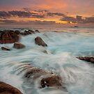 Smiths Beach Last Light II by Jonathan Stacey