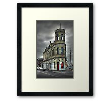The Pinnacle Framed Print