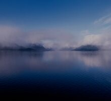 William Sound Alaska by Hanszio