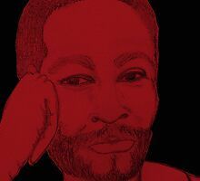 Marvin Gaye anti-war by carrolk