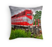Diesel 2007 (side view) Throw Pillow