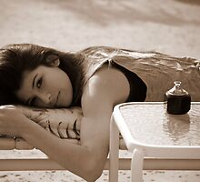 Breana: In Sepia by Courtney Tomey