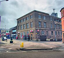 Kettering Post Office by Robyn Maynard