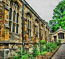 Church Garden by Robyn Maynard