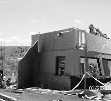 Tornado Damage by Amateur19