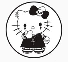 Hello Goth Kitty by revolt