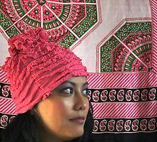 (555) Pink ruches by Marjolein Katsma