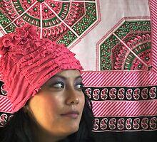 (556) Pink ruches by Marjolein Katsma