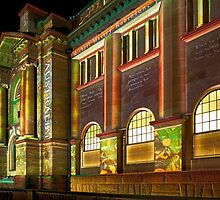 Vivid Sydney 2010 | State Library NSW by Bill Fonseca