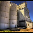 A closer look at the Ogalalla feed mill by Mike Olbinski