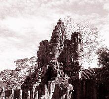 Kingdom Of Cambodia by kimle