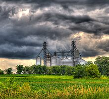 Storm Clouds Gathering by ECH52