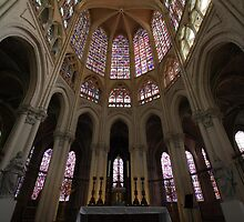 Tours Cathedral by Gothman