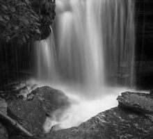 Ricochet Falls (version V) by Aaron Campbell