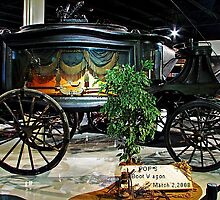 Boot Hill Wagon by Judy Seltenright