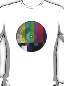 """""""Off the Air"""" Visual Vinyl T-Shirt"""