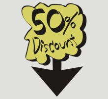 50% discount by Peter Pesta