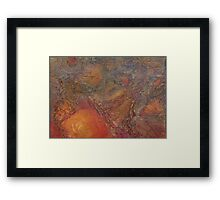 An Act of Creation Framed Print