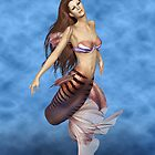 Beautiful Mermaid by AZSmiles