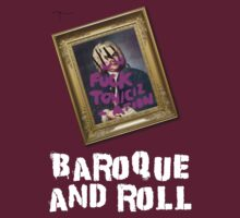 Baroque and Roll by delilahdesanges