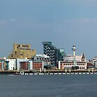 Liverpool waterfront by Alan Gillam