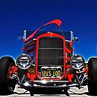 Hot Rod calendar by DiamondCactus